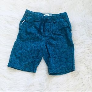 Old Navy Boys Size 6/7 Shorts Leaf Print